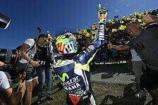 MotoGP - Der Herr des gelben Meeres: Blog: Der ganz normale Rossi-Wahnsinn