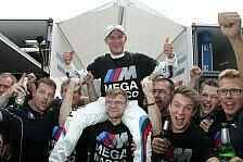 DTM - Jetzt wird gefeiert: Lausitzring: Die BMW-Stimmen nach dem Rennen