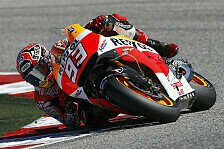 MotoGP - Marquez warnt: In Aragon zählt nur der Sieg
