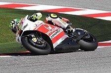 MotoGP - Iannone von Ducati-Motor gebremst
