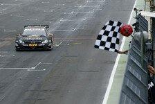 DTM - Mercedes und BMW jubeln, Audi trauert: Lausitzring: Die Tops und Flops