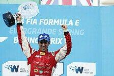 Formel E - Lucas Di Grassi: Stolz nach Premierensieg
