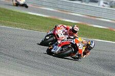MotoGP - Honda-Duo hat Yamaha klar unter Kontrolle