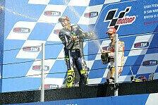 MotoGP - Der Tag des Valentino Rossi - und der Team-Duelle: Auslaufrunde - der etwas andere R�ckblick