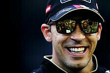 Formel 1 - Party-Crasher Pastor: Blog: Maldonado bei IndyCars - Internet flippt aus