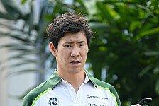 Formel 1 - Kobayashi: Drei Autos pro Team die große Hoffnung