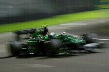 Formel 1 - Wer startet für Caterham in Abu Dhabi?