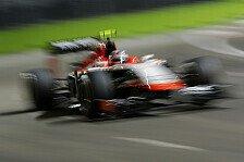 Formel 1 - Saisonbilanz 2014: Marussia