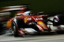 Formel 1 - Saisonbilanz 2014: Ferrari