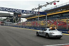 Formel 1 - Virtuelles Safety Car Part II: Virtuelles SC: �berarbeitete Version in Brasilien