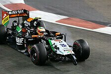 Formel 1 - Gewagtes Strategie-Experiment: Force India: Fernley feiert unerh�rten Mut