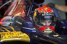 Formel 1 - Stewart: Verstappen kann Superstar werden