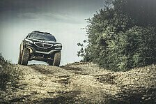 Dakar - Video: Peugeot-Comeback 2015