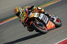 MotoGP - Open: Aleix Espargaro auf Top, aber sauer