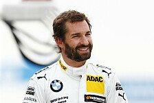 DTM - Video: Glock mit neuer Co-Pilotin
