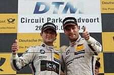 DTM - Hockenheim: Stimmen der BMW-Piloten