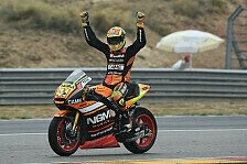 MotoGP - Open-Titel: Aleix Espargaro vor Krönung