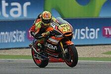 MotoGP - Aleix Espargaro: Kleine Chance auf Open-Titel