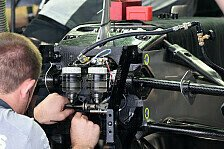 Formel 1 - Technik-Updates: Mercedes
