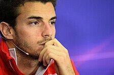 Formel 1 - FIA-Kommission: Bianchi-Unfall endlich aufgeklärt