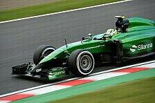 Formel 1 - Caterham: Dichter am Mittelfeld