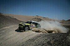 Dakar Rallye - Mini mit letztem Hardcore-Test vor Rallye Dakar