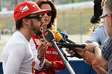 Formel 1 - Spa� unter Ex-Teamkollegen: Video - Massa will Alonso zu Caterham lotsen