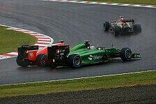 Formel 1 - Caterham Vorschau: Russland GP