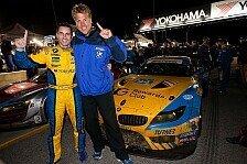 USCC - Cameron gewinnt für BMW den GTD-Titel
