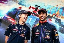 Formel 1 - Mateschitz: Ricciardo tritt in Vettels Fußstapfen