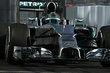 Formel 1 - Deb�t in Sochi: 1. Training: Button macht Jagd auf Mercedes