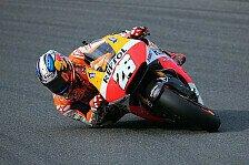 MotoGP - Marquez und Pedrosa bereit für alle Bedingungen