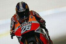 MotoGP - Pedrosa: Später Crash kostet mögliche Pole