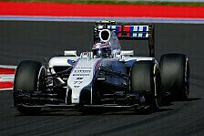 Formel 1 - Bottas gef�hrdet Mercedes: Lust und Frust bei Williams