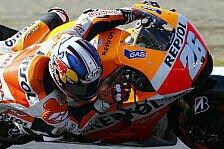 MotoGP - Pedrosa kommt zu langsam auf Touren
