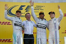 Formel 1 - Wieder best of the rest: Bottas: Aus Teamsicht zufrieden