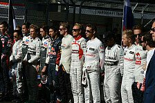 Formel 1 - Schweigeminute für Bianchi in Ungarn