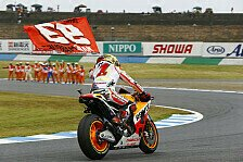 MotoGP - Marquez in Australien auf weiterer Rekordjagd