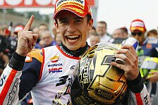 MotoGP - Because I'm happy: Marquez' Weg zum Mr. MotoGP