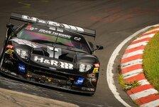 NLS - Pole-Position für den Ford GT von Alzen