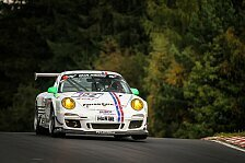 NLS - Starke Teamleistung von Huber Motorsport