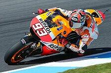 MotoGP - Repsol Honda: Kein Titel-Kater bei Marquez