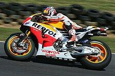 MotoGP - Phillip Island: Pedrosa erwacht zum Qualifying