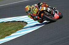 MotoGP - Open-Klasse: Aleix Espargaro fliegt auf Rang zwei