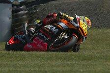 MotoGP - Open-Klasse: Aleix Espargaro mit reichlich Glanz