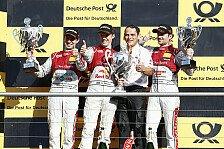 DTM - Die Audi-Stimmen zum Rennen in Hockenheim