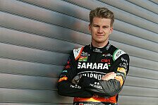 Formel 1 - Video: H�lkenberg �ber Austin, Interlagos & 2015