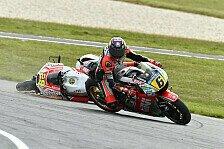 MotoGP - Nach Pedrosa-Kollision: Iannone bestraft