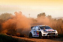 WRC - Video: Volkswagen-R�ckblick: Tag 1 in Spanien