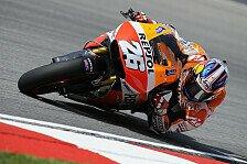 MotoGP - Pedrosa: Rekordrunde reicht nicht für Sepang-Pole